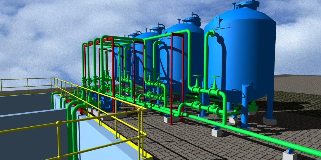 Công nghệ bùn kỵ khí dòng chảy ngược – UASB